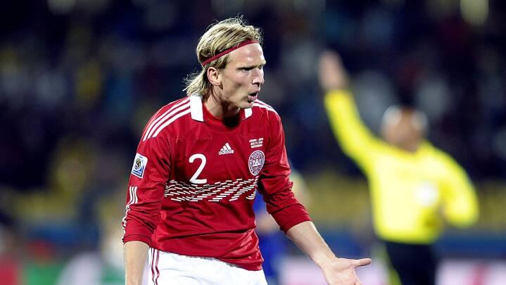 Christian Poulsen bliver assistenttræner på herrelandsholdet