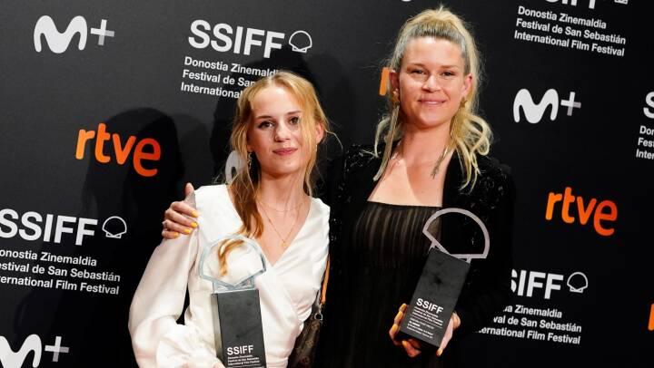 16-årigt stortalent vinder fornem pris ved filmfestival