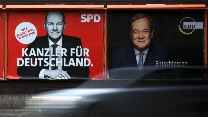 Dramaet er stort i Berlin. Men i det danske erhvervsliv tager man det helt roligt