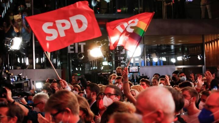 LIVE Socialdemokrater bliver største parti