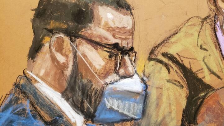 R. Kelly kendt skyldig i menneskehandel og seksuelle overgreb