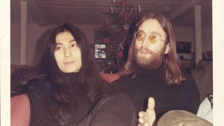 For 50 år siden talte John Lennon med fire teenagere i Thy: Nu er lydoptagelse fra mødet solgt for 370.000 kroner