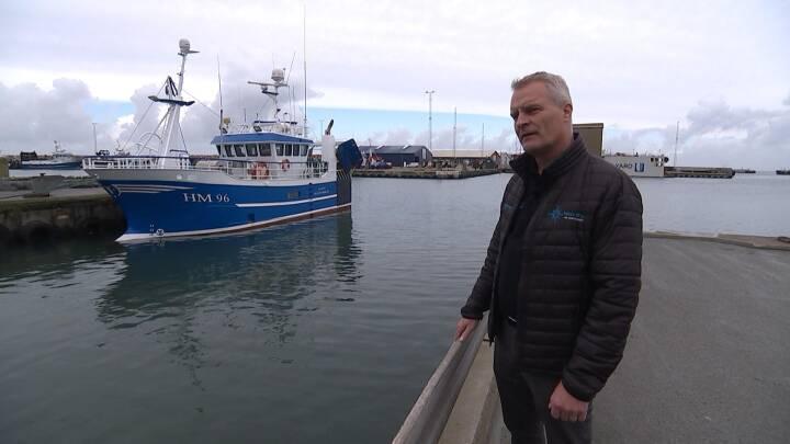 Store stimer af fiskefartøjer til salg vidner om krisetider