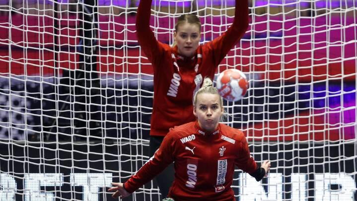 'Det er den position, hvor Danmark er stærkest besat', siger målmandslegende