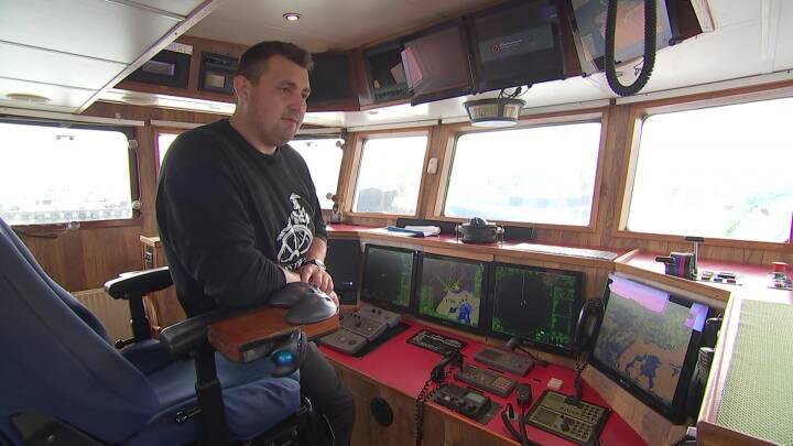 Dalende kvoter driver fiskere fra Bornholm og Hanstholm ud på samme vand