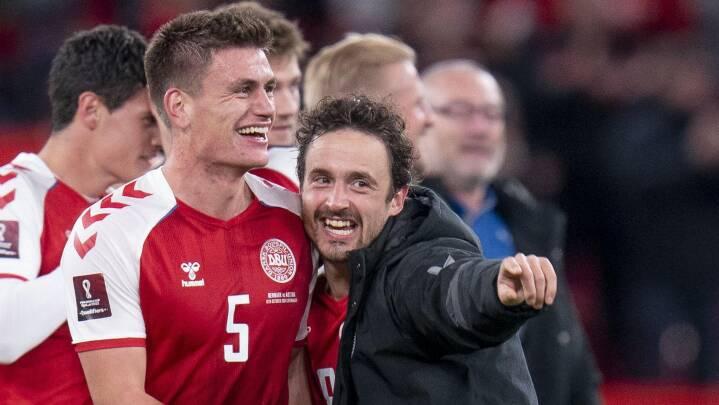 KARAKTERER Én dansker førte VM-togtet endeligt i mål