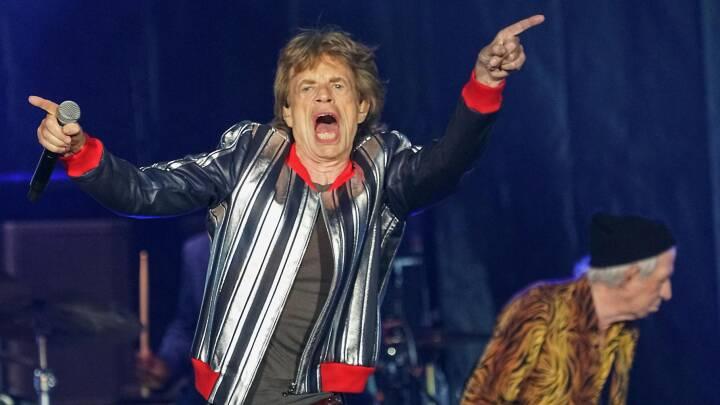 For kontroversiel: Rolling Stones dropper 'Brown Sugar'