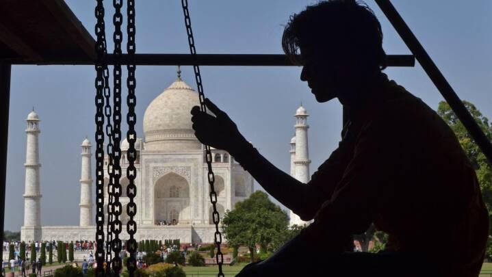 Indien åbner for turister for første gang i 19 måneder
