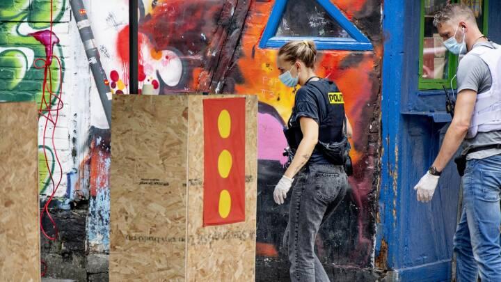 'Dræber mod betaling': Svensk bande kan være bestilt til Christiania-drab