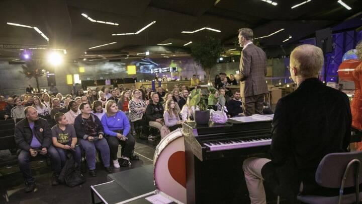 Tusindvis af gæster lagde vejen forbi Kulturnatten i DR