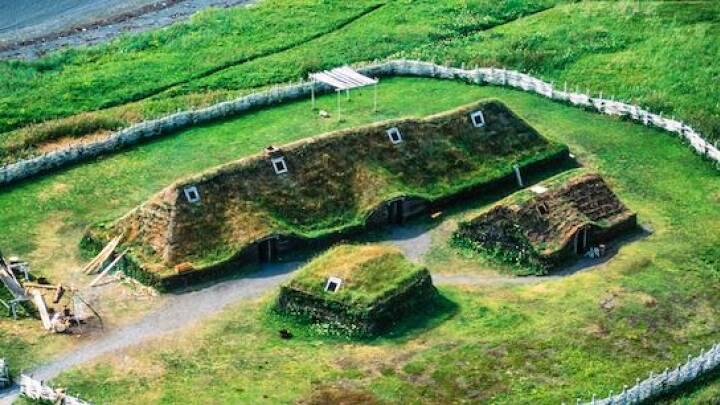Arkæologiske fund beviser, at vikingerne var i Amerika allerede for 1.000 år siden