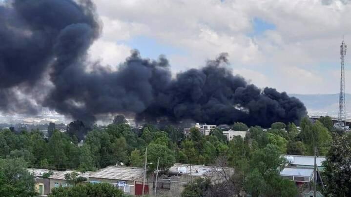 Etiopien gennemfører to luftangreb mod Tigray-provinsen indenfor få timer