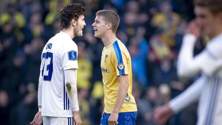 Braget i Brøndby: Mestrene vinder intenst derby over FCK