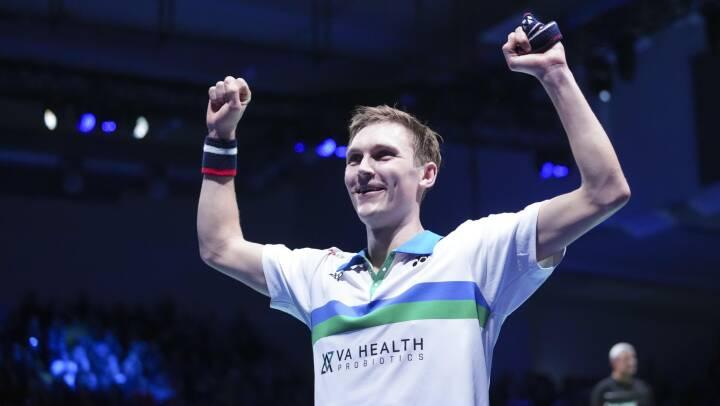 Viktor Axelsen vinder Denmark open