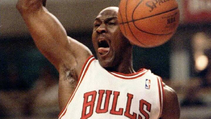 Michael Jordans rookie-sko sælges for knap ti millioner kroner