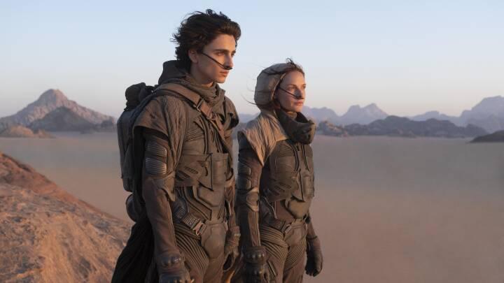Dune var en af årets mest ventede film. I 2023 kommer anden del af filmen