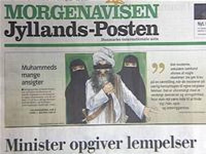Norsk Avis Trykker Muhammed Tegninger I Sympati Udland Dr
