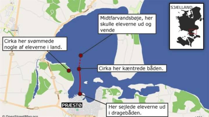 Praesto Ulykke Far Konsekvenser Syd Og Sonderjylland Dr