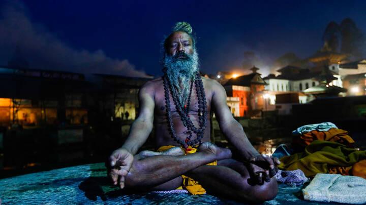 BILLEDSERIE Guddommelig højtid i Katmandu