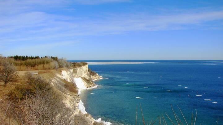 BILLEDSERIE Derfor er Stevns Klint og Vadehavet enestående naturområder
