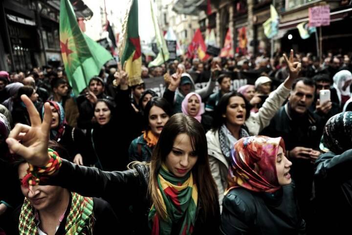 BILLEDER Demonstrationer verden over mod Islamisk Stat