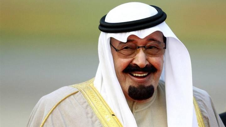 BILLLEDER Kong Abdullah og statsoverhovederne