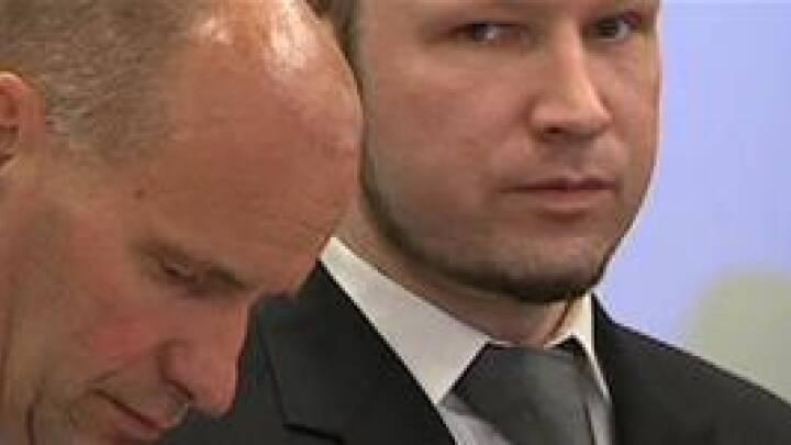 LIVE: Dag 24 i retssagen mod Breivik