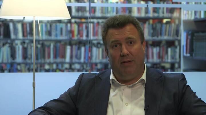 Ole Ryborg forklarer retsforbeholdet