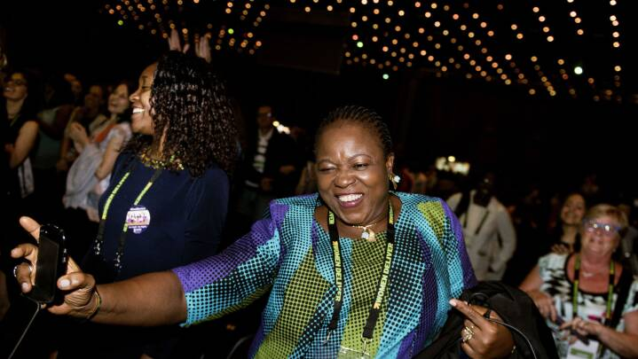 BILLEDER Women Deliver sluttede af med dans og glædestårer