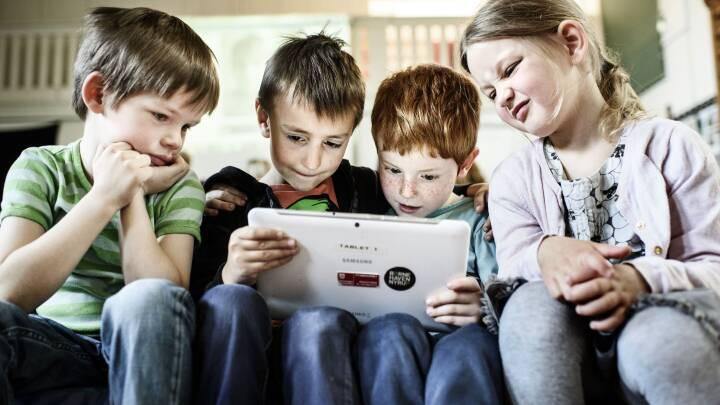 Fremover kan børn nemmere låne digitale bøger hjemmefra