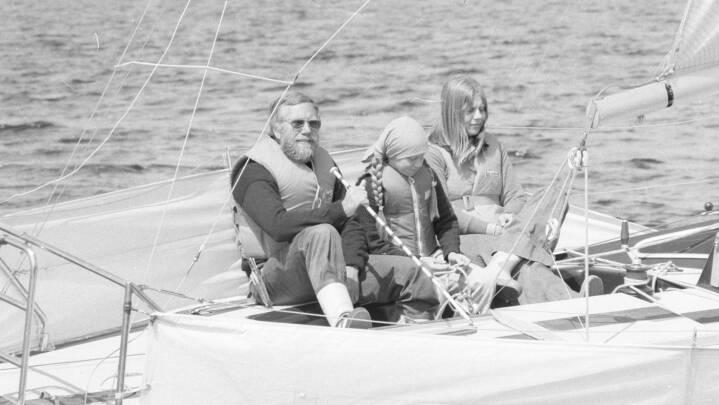 BLÅ BOG: Danmarks mest guldvindende OL-atlet blev 88 år