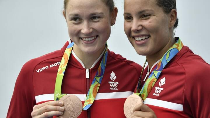 OL-bronzevinder stopper sin karriere