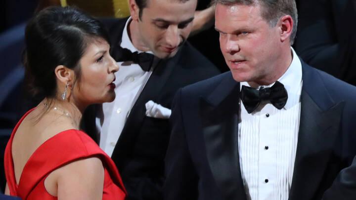 Revisionsfirma bag konvolut-fadæse ved Oscar: Det var Brian, der gjorde det