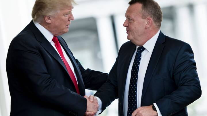 Løkke efter Trump-møde: Jeg er mere fortrøstningsfuld, end jeg var lige efter valget