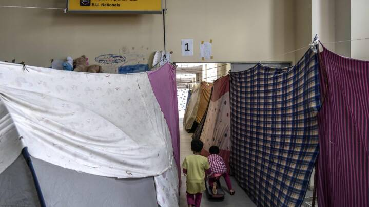 Sårbare flygtninge sendes ikke tilbage til Grækenland