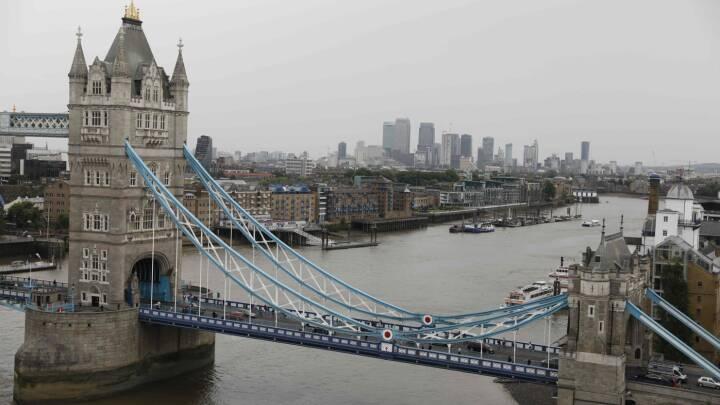 Dødstallet stiger til otte efter London-angreb