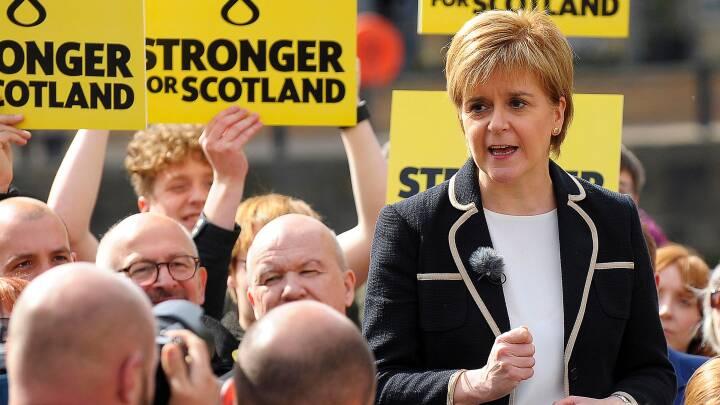 Skotlands førsteminister: Vi må tænke os om nu