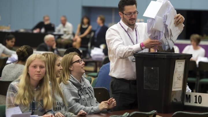 Analyse: Finansmarkederne hader det britiske valgresultat