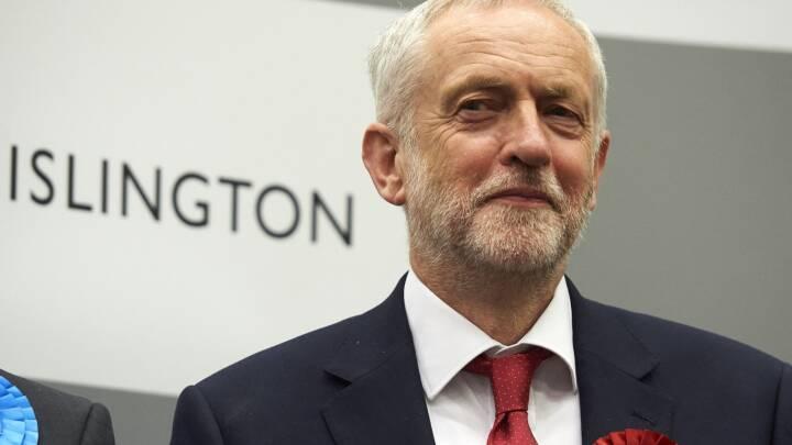 Corbyn til May: Træk dig