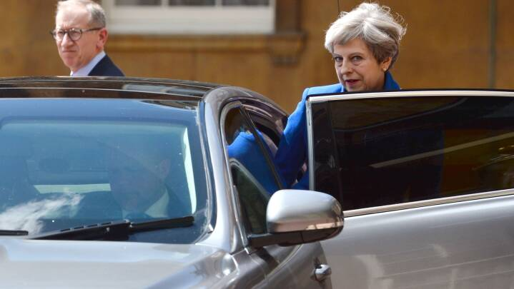 ANALYSE Mays Brexit-plan ligger i ruiner