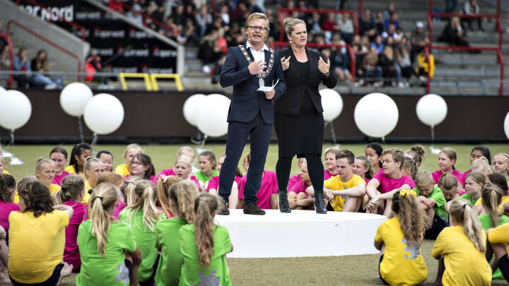 Svendborg-borgmester tror på 10.000 flere deltagere til Landsstævnet i 2021