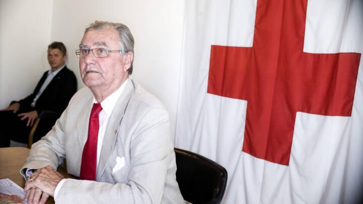 Røde Kors: Vi håber prinsen kan fortsætte med at hjælpe