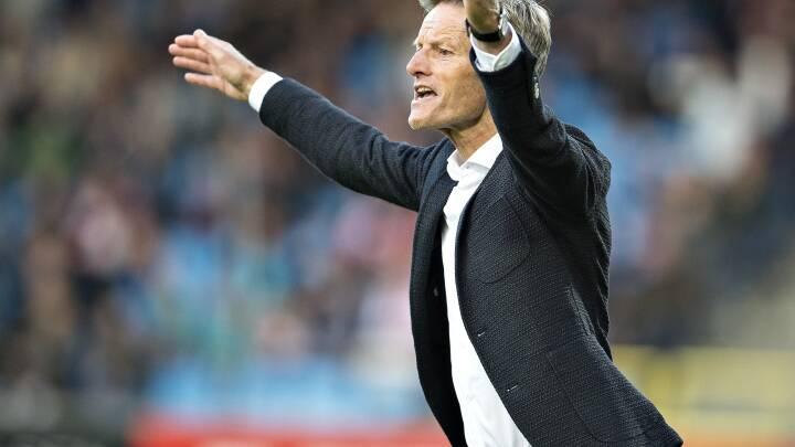 Lars Søndergaard er ny træner for de danske fodboldkvinder