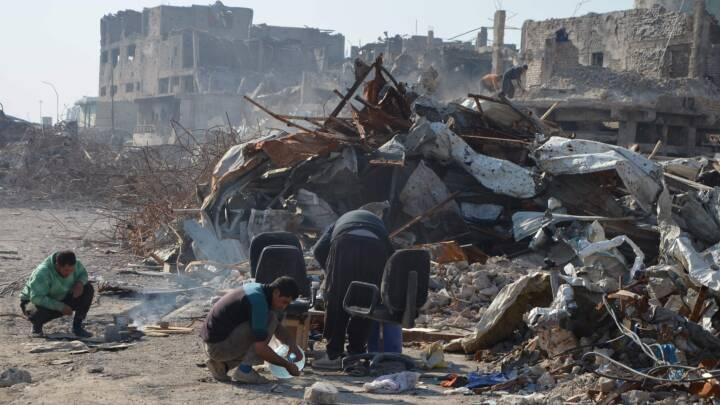Puk Damsgård: Krigen har delt Mosul i to