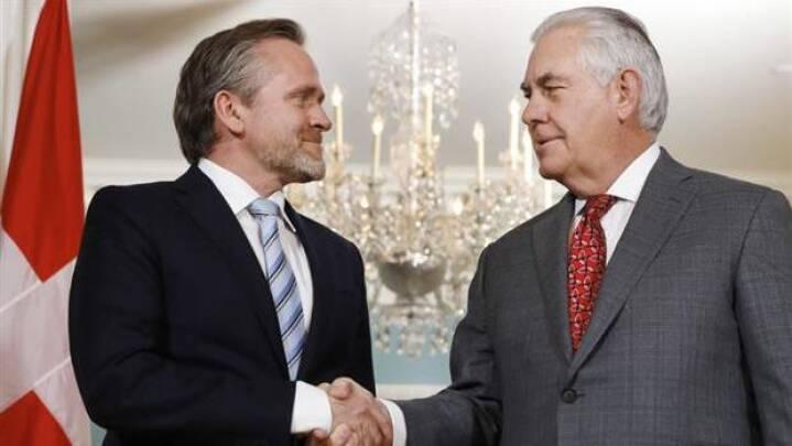 Samuelsen: USA er tilfreds med forsvarsforlig