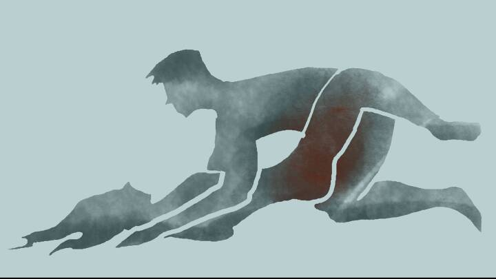 TEGNESERIE Sådan fører klamydia krig i dine kønsdele
