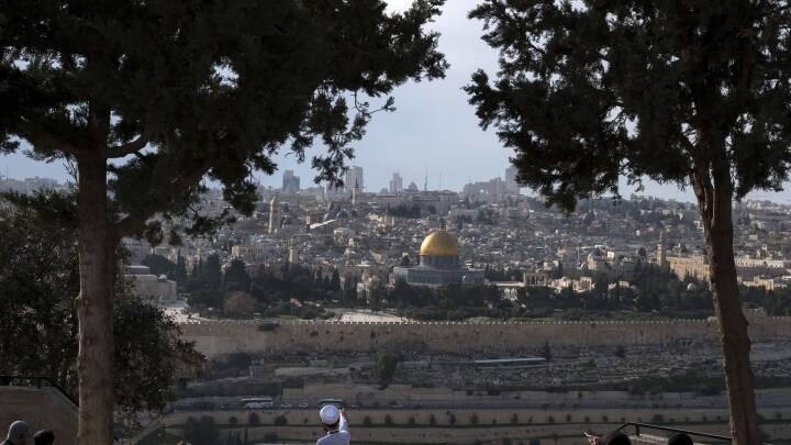 USA's ambassade i Jerusalem åbner til maj: Falder sammen med Israels jubilæum