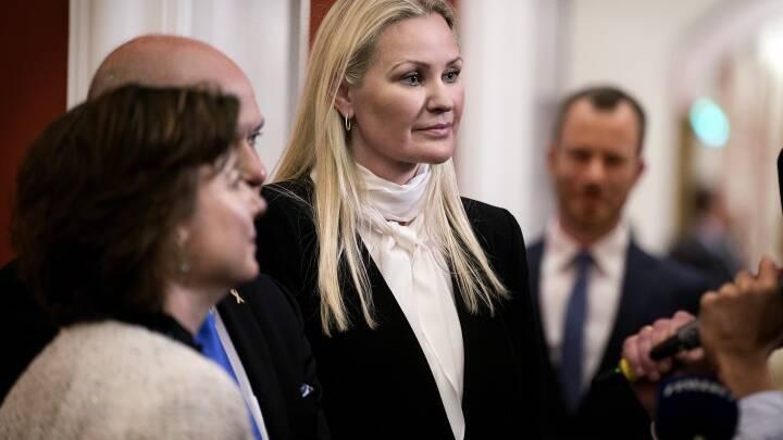 PORTRÆT Britt Bager - stewardessen med to kandidatgrader gør politisk lynkarriere