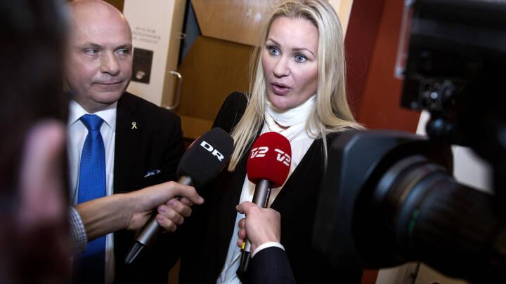 """En politisk ordfører er statsministerens bodyguard """