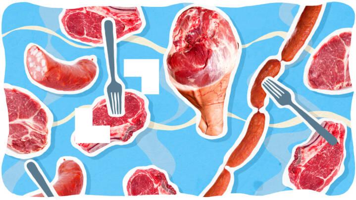 Rigtige mænd spiser (for meget) kød